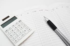 家計簿項目のシンプル