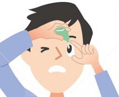 視力回復目薬